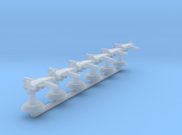 Maximus Type Gunship in Smooth Fine Detail Plastic