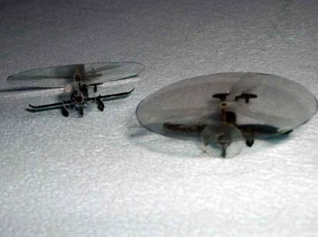 1/300 Kamov A7 x 2 in Frosted Ultra Detail