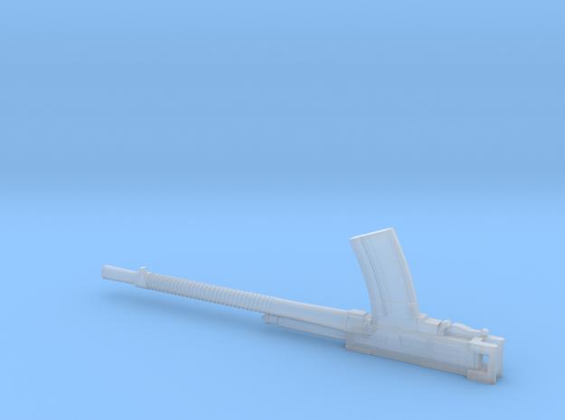 1/48 Breda 13.2mm Machine gun in Smooth Fine Detail Plastic