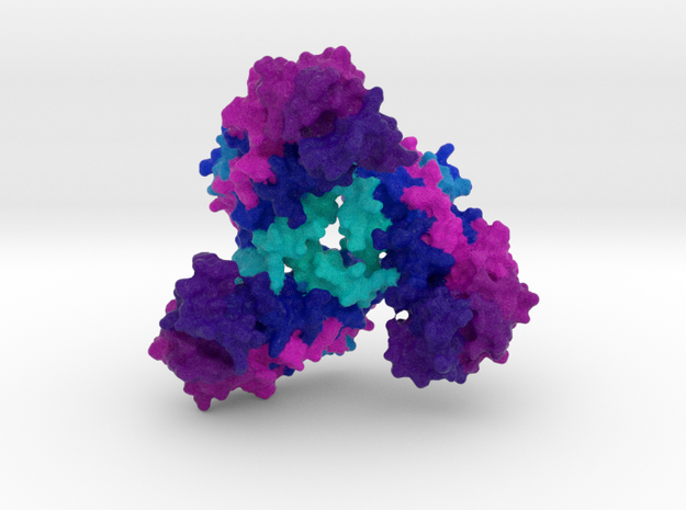 Quinolinic Acid Phosphoribosyltransferase in Full Color Sandstone