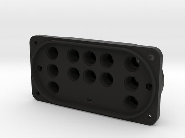 Fl32532 Gehäuse (Casing) Repro in Black Natural Versatile Plastic