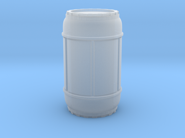 SciFi Barrel 37mm tall 1/35 scale in Smooth Fine Detail Plastic