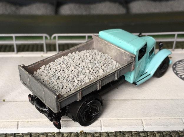 Dump for Citroën Type 23 - HO 1/87 in Smoothest Fine Detail Plastic