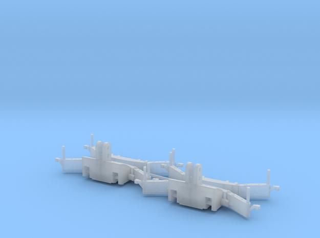 1/87 H0 TractorBumper (2+2 Set)