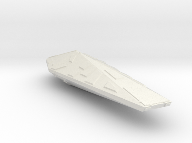 3788 Scale Hydran Uhlan Patrol Carrier CVN in White Strong & Flexible
