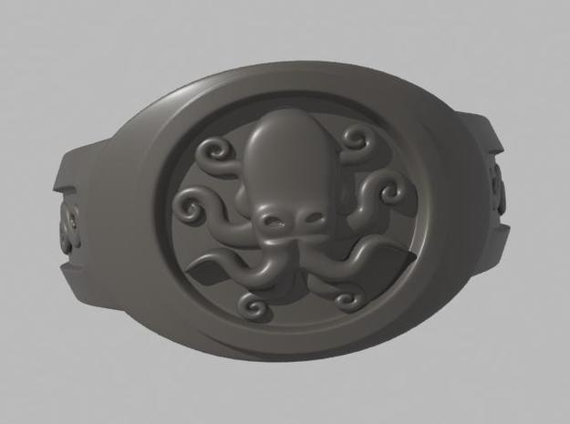 Ring of the Deep 3d printed