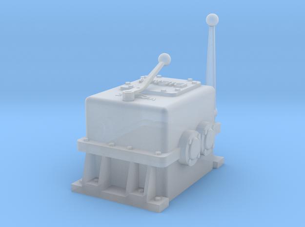 Diema DL 6 Getriebe, 1:13,3 in Smooth Fine Detail Plastic