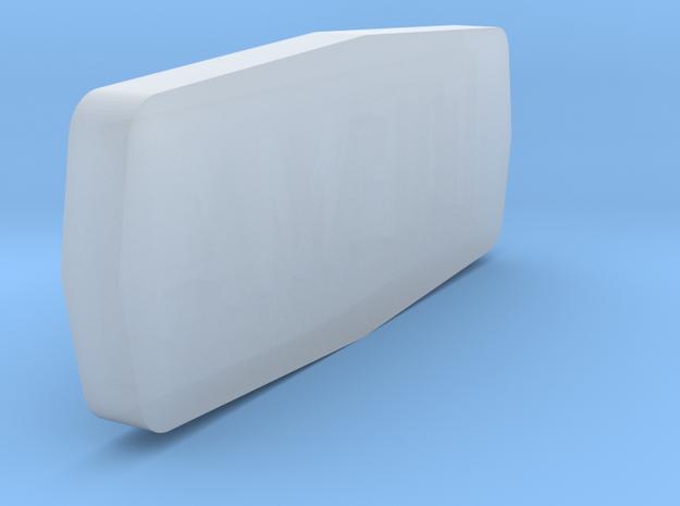 Diema_Schild_01, 1:13,3 in Smooth Fine Detail Plastic