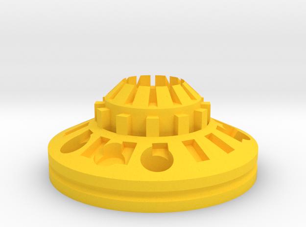 Destiny-P5 in Yellow Processed Versatile Plastic