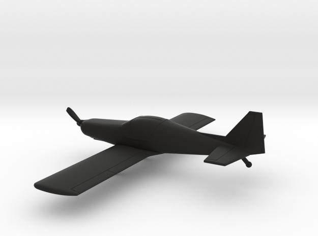 MB Avio C-26 in Black Natural Versatile Plastic: 1:87 - HO