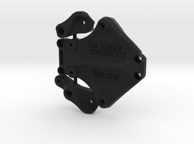 Twin Hammers 'Manta' Bell Crank Steering