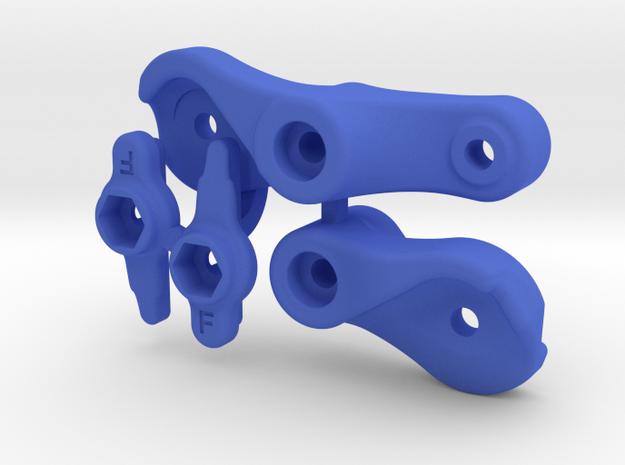 Vaterra Twin Hammers / GCM Plate Bell Crank Kit