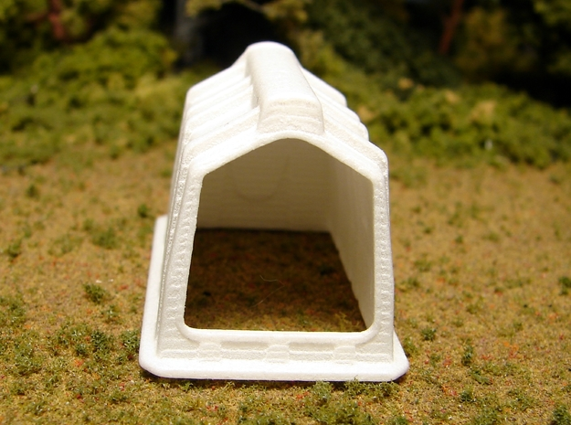 """1/64th """"S"""" Scale Calf Hutch set of Six 3d printed Picture is for reference only; this is for a set of 6."""
