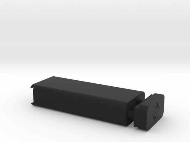 Protective Hardcase for Scan3D V2.0 in Black Natural Versatile Plastic