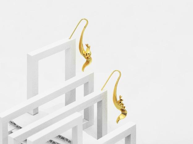 Rabbit Earrings (Listening)