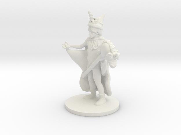 Unicorn Wizard (medium human)