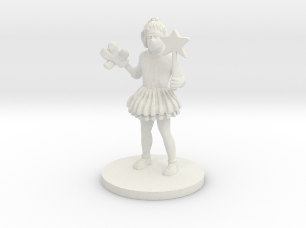 Princess Punch (medium human)