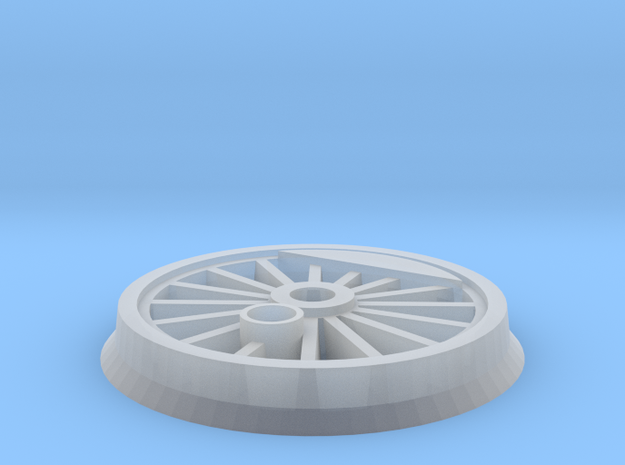 Gauge 1 BR55 Driving Wheel in Smooth Fine Detail Plastic