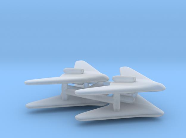 (1:700) (x4) Gotha P.60A