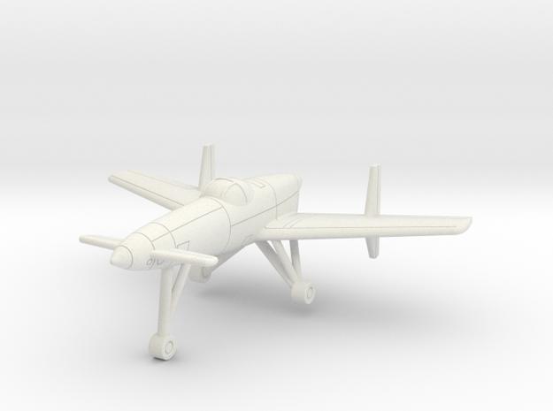 (1:144) Yokosuka MXY-6 in White Natural Versatile Plastic