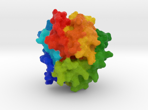 Haloalkane Dehalogenase in Full Color Sandstone