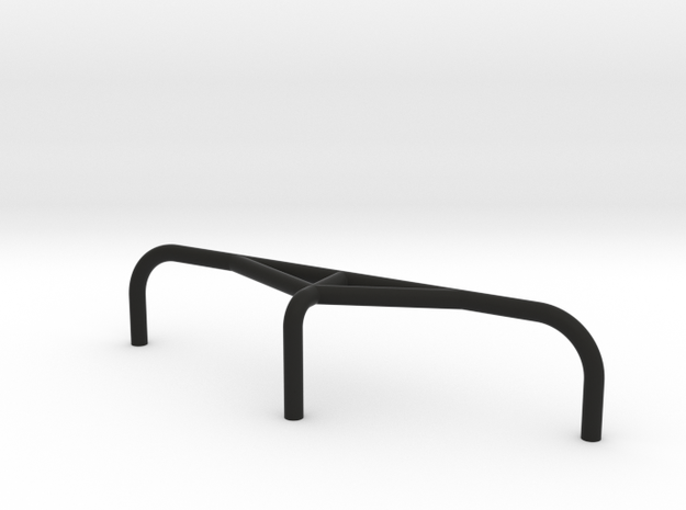 Team Crab_walk - bashbar type 1 in Black Natural Versatile Plastic