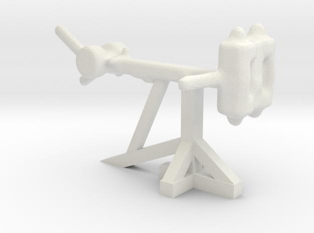 Scorpion 1/144 wooden feet 1 in White Natural Versatile Plastic