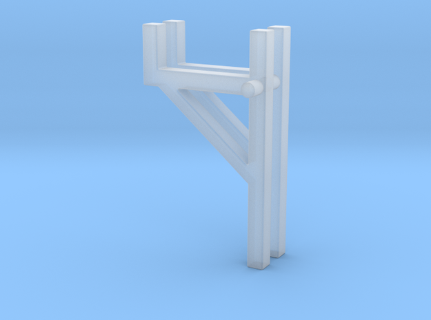 1/64 Ladder Rack 1 in Smooth Fine Detail Plastic