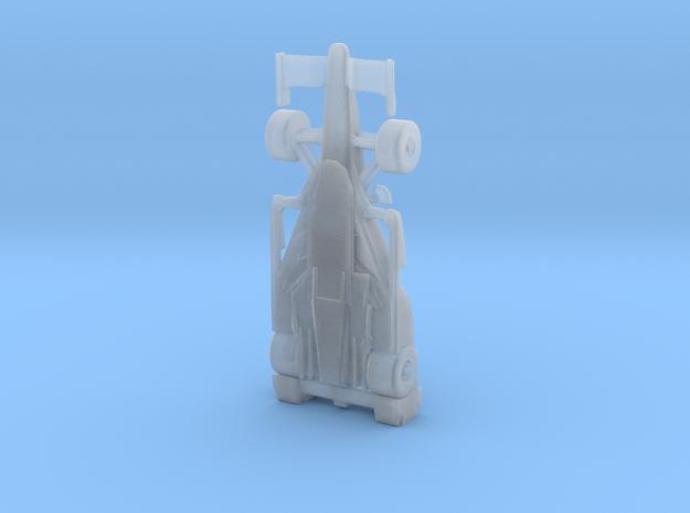 Indycar 2015 honda aerokit in Smooth Fine Detail Plastic