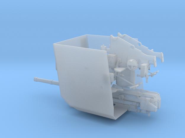 Gun 105 mm SK C 32 in 1 zu 72 in Smooth Fine Detail Plastic