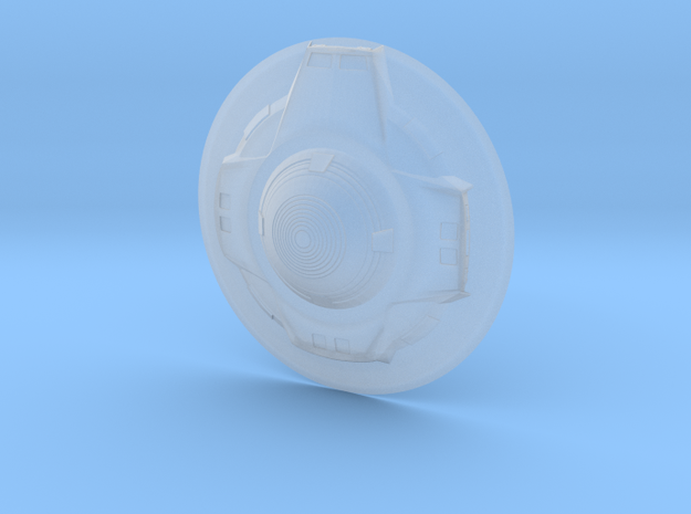 1/537 TMP Sensor/Spotlight Module in Smooth Fine Detail Plastic