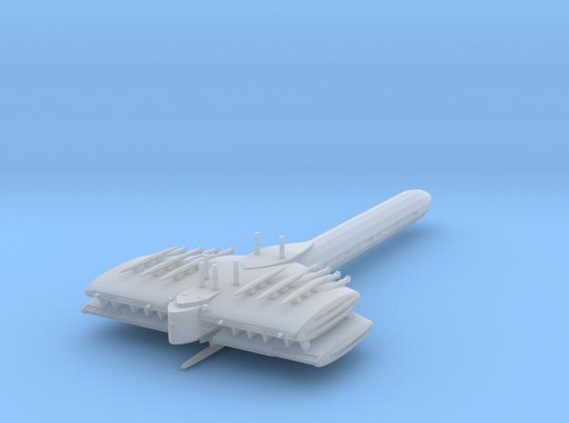 Last Exile. Turan Battleship