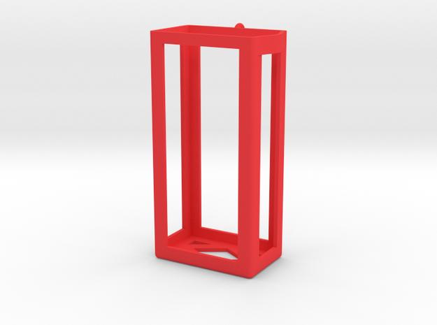 eVic VTC Mini Holder in Red Processed Versatile Plastic