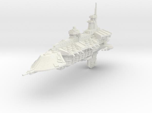 Gran Crucero clase Exorcista in White Natural Versatile Plastic