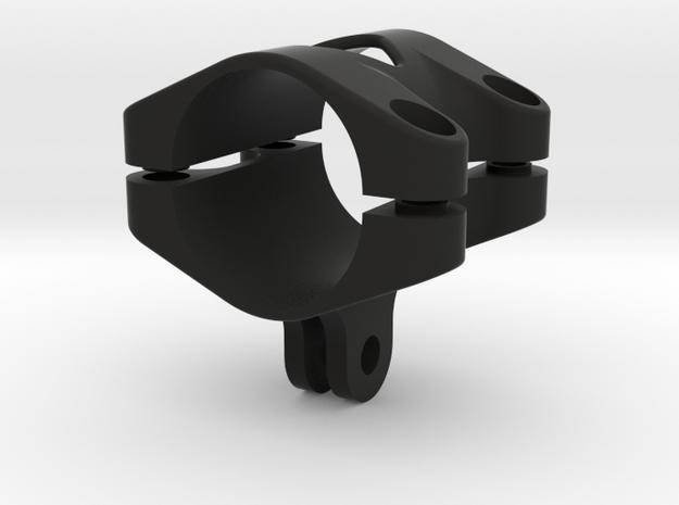 Flashlight GoPro Mount 26mm in Black Natural Versatile Plastic