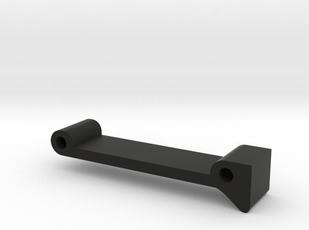 Deranged Trigger Guard Type 1 in Black Natural Versatile Plastic