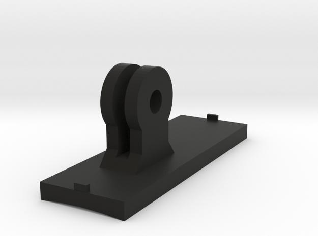 K1 GoPro mk2 in Black Natural Versatile Plastic