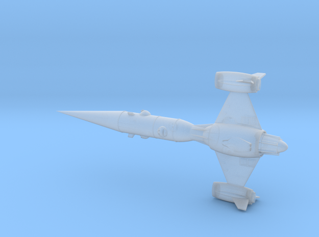 """General Products 2 - ARM warship """"Remarkable"""" in Smoothest Fine Detail Plastic"""