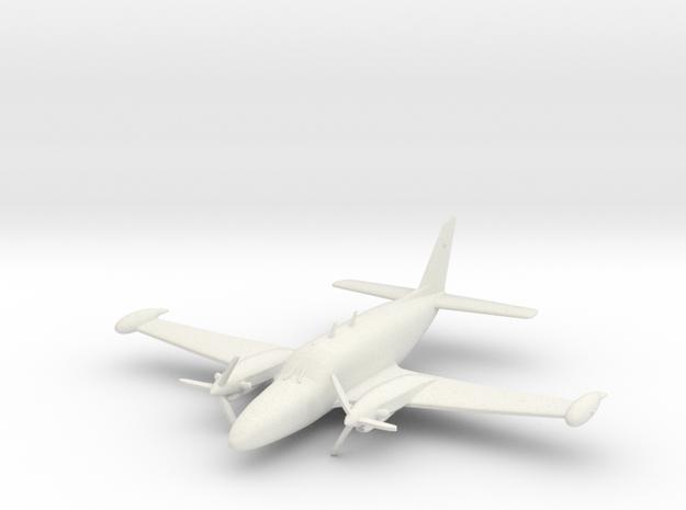 Piper PA-31T Cheyenne II in White Strong & Flexible