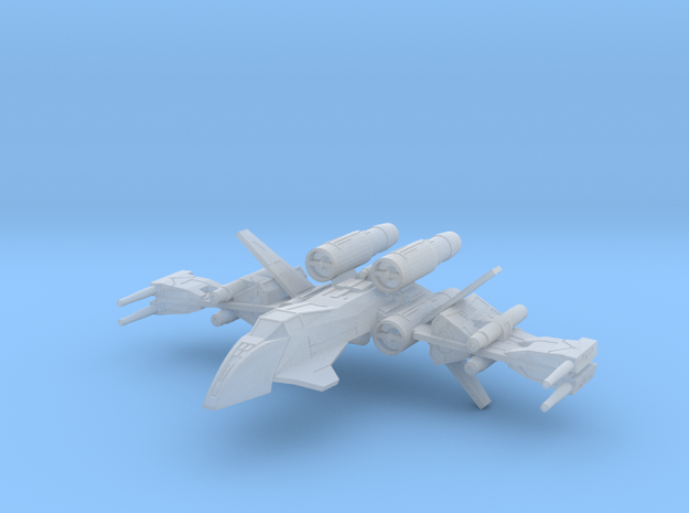 Clarion Republic Strike Fighter (1/270)