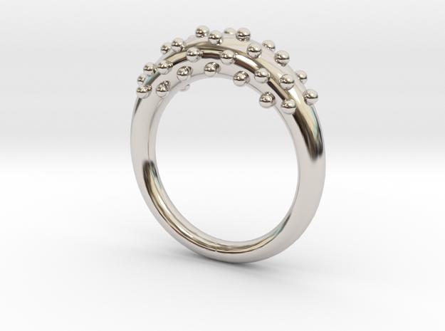 Dotted Circle Ring