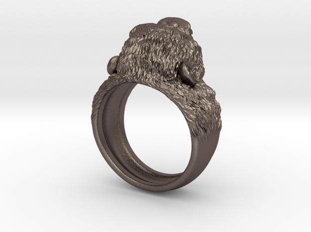 Aggressive Chimpanzee Ring