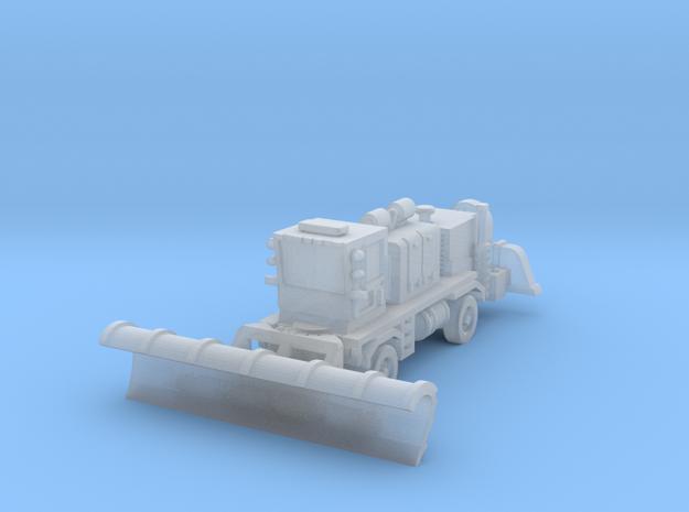 OK H gen2 ver2 plow  in Smoothest Fine Detail Plastic: 1:400
