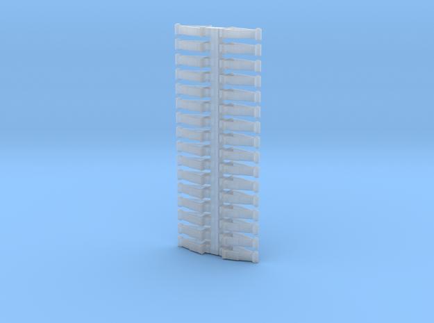 veren32 stuks in Smoothest Fine Detail Plastic