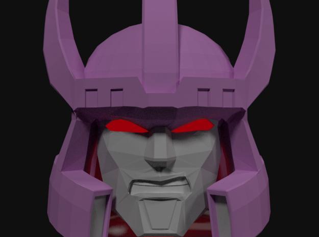 Galvatron TR Head