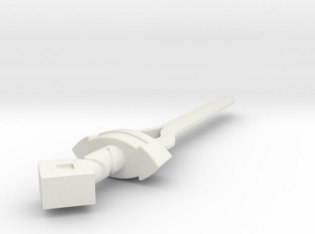 factory 2.0 test (#94) in White Natural Versatile Plastic