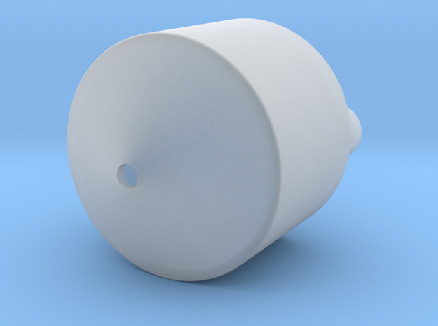 1/64 2500 Gal Cone bottom tank in Smooth Fine Detail Plastic