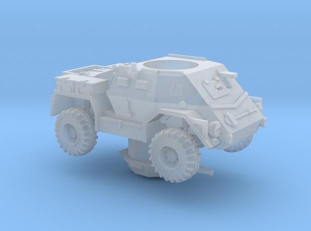 1/87 Scale Junkyard Scout Car in Smooth Fine Detail Plastic