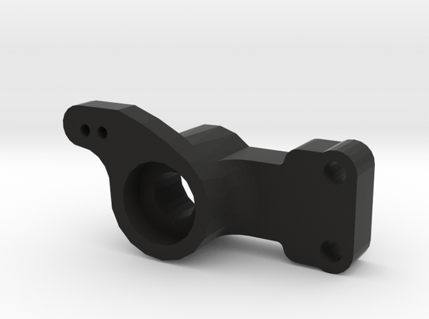 FR02 Steering  Pod in Black Natural Versatile Plastic