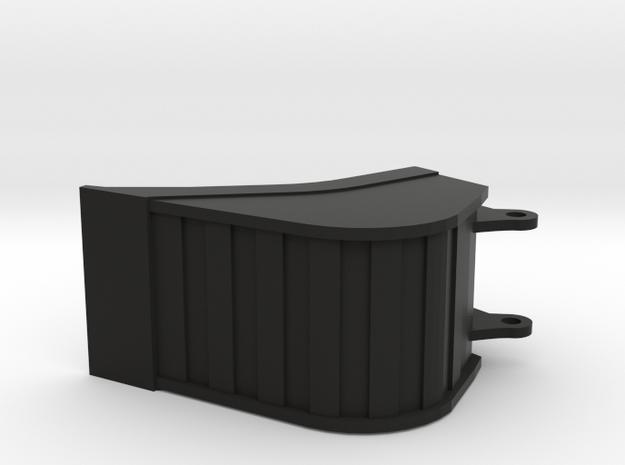 70cm bak mobiele 14 tonner in Black Natural Versatile Plastic